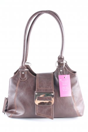 Carry Bag brown casual look