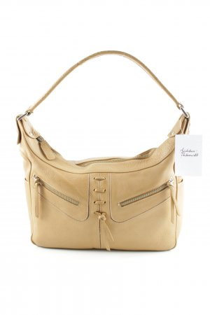 Carry Bag camel casual look