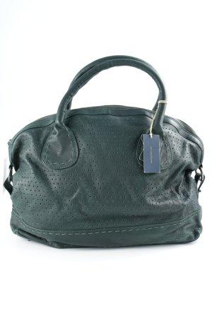 Carry Bag dark green casual look