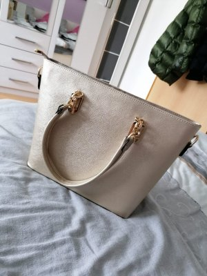 Carry Bag gold-colored
