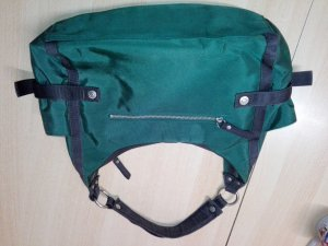 George Gina & Lucy Carry Bag dark green