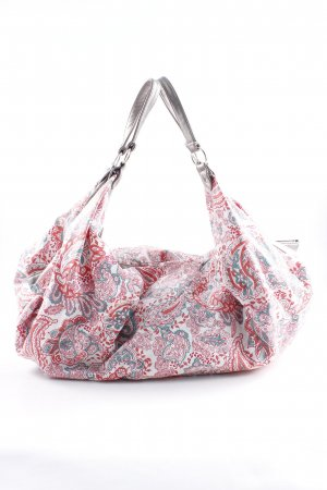 Carry Bag floral pattern casual look