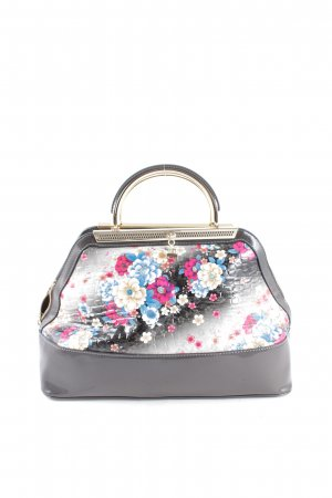 Carry Bag floral pattern extravagant style