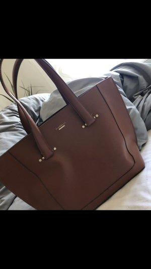 Henkeltasche / Handtasche Leder Fiorelli