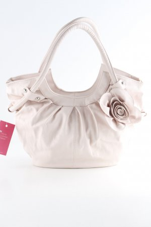 Carry Bag light pink casual look