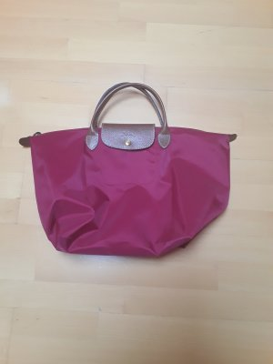 Longchamp Carry Bag carmine nylon