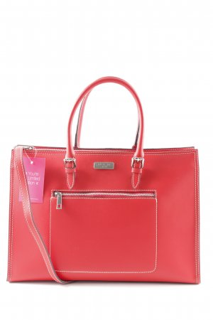 Carry Bag red business style