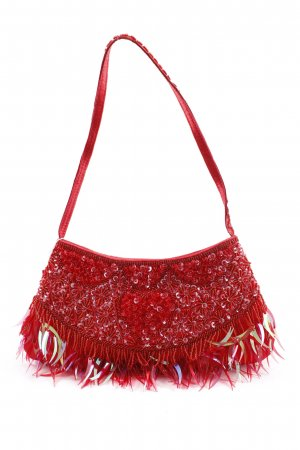 Carry Bag red extravagant style