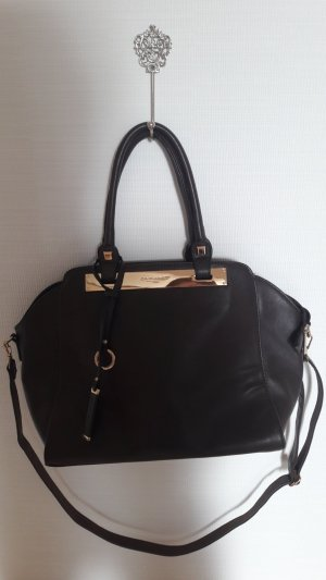 David Jones Carry Bag dark brown