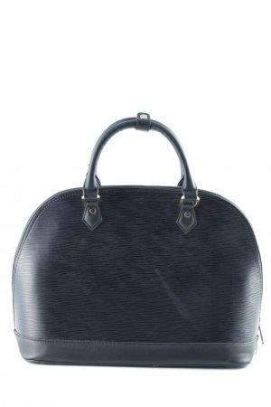 Bolso barrel negro look casual
