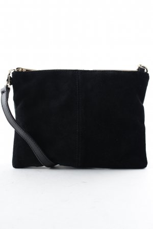 Carry Bag black-gold-colored elegant