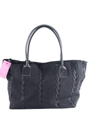 Carry Bag black simple style