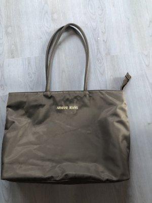 Armani Jeans Carry Bag black