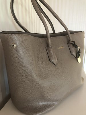 Comma Carry Bag grey brown