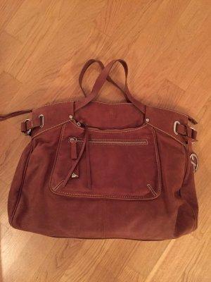 Francesco Biasia Carry Bag brown