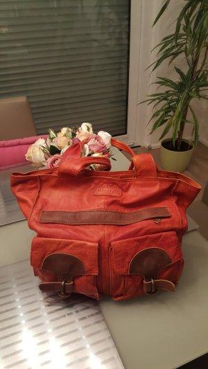 Liebeskind Shoulder Bag orange-dark orange