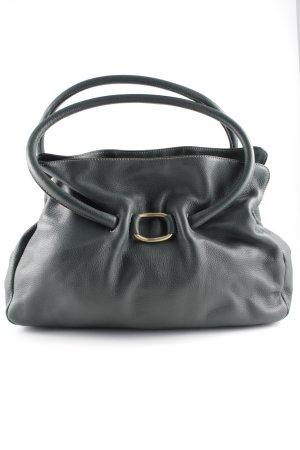 Carry Bag forest green elegant