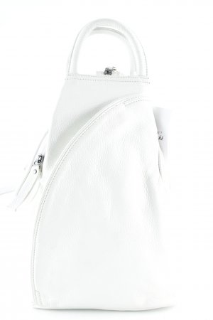 Carry Bag white casual look