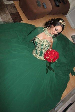 Hennakleid Abendkleid Princesskleid