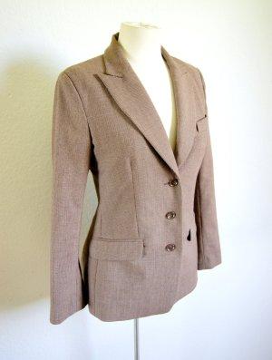 Hennes Blazer H&M Collection Hahnentritt, preppy Herbst