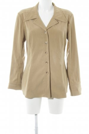 Hennes Blusenjacke camel Casual-Look