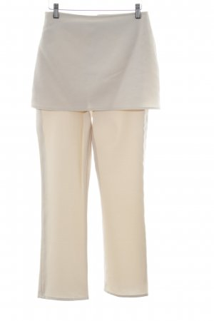 Hennes Collection by H&M High-Waist Hose creme Casual-Look