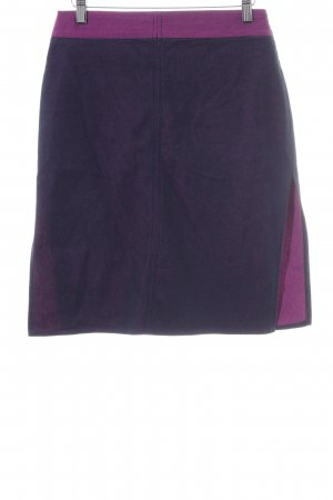Hennes Collection by H&M Jeansrock lila-pink Casual-Look