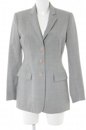 Hennes Collection by H&M Long-Blazer meliert Business-Look