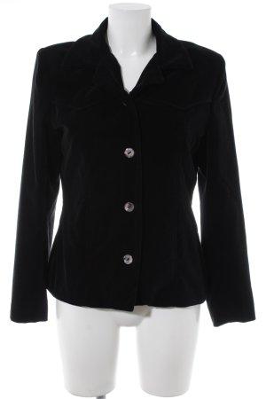 Hennes Kurz-Blazer schwarz Elegant