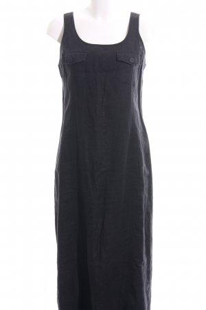 Hennes Midikleid schwarz Casual-Look
