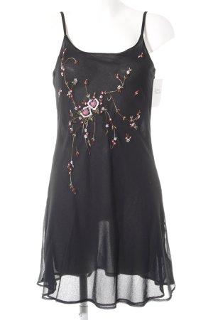 Hennes Trägerkleid schwarz Casual-Look