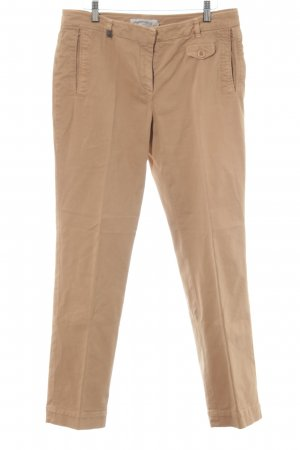 Henry Cotton's Chinohose beige Casual-Look