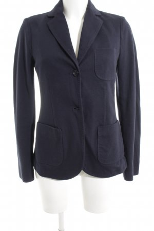 Henry Cotton's Kurz-Blazer blau Casual-Look