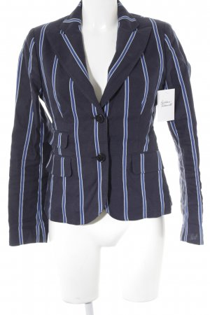 Henry Cotton's Kurz-Blazer Streifenmuster Business-Look