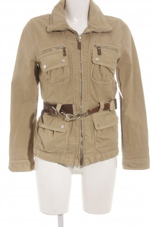 Henry Cotton's Outdoorjacke sandbraun Casual-Look