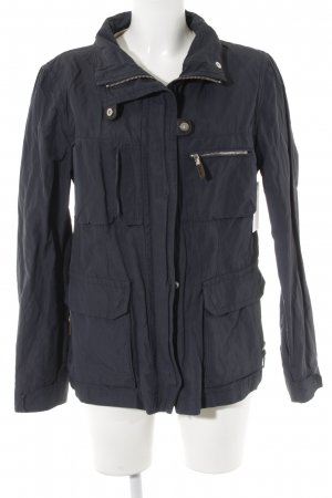 Henry Cotton's Übergangsjacke dunkelblau Segel-Look