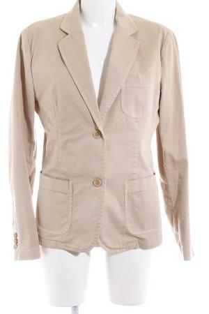 Henry Cotton's Blazer unisexe brun sable style classique