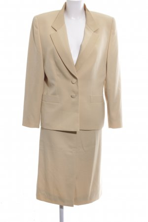 Hensel & Mortensen Ladies' Suit natural white business style