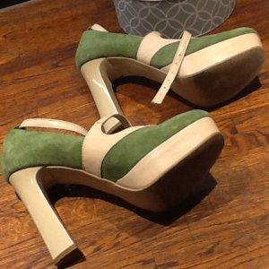 Herbst/Frühling Schuhe. High Heel Pumps