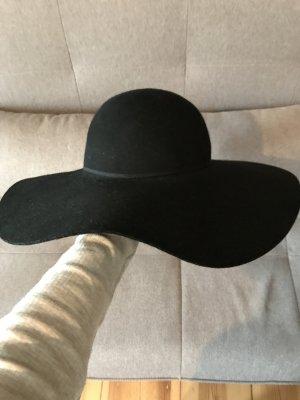 Herbst Hut von Asos in schwarz