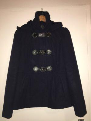 Herbst Mantel mit Kapuze
