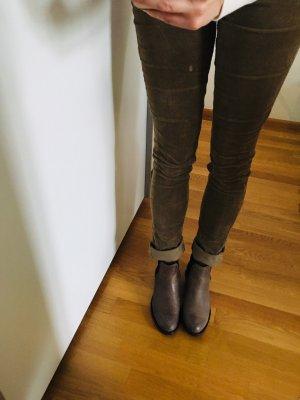 Herbst Mode - Chorduroy Hosen - Straight leg