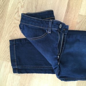 Herbst Mode, Denim Jeans - Calzedonia straight leg, high waisted