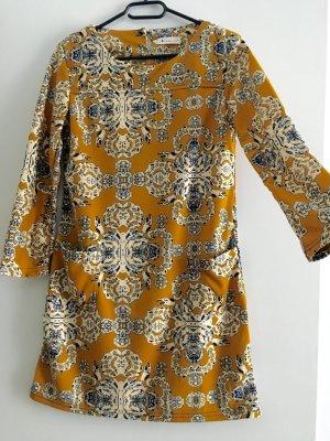 HERBST MUST HAVE Kleid Musterkleid Blogger Kreuz Neu