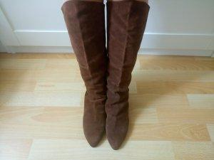 Herbst Stiefel  Gr 35.5 Wildleder *** Neu ***
