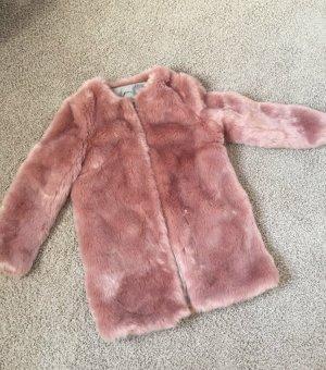 Pelt Jacket dusky pink-pink