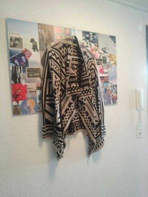 Herbst/Winter Poncho Bohemian Hippie Blogger