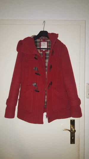 Herbst-/Winterjacke in rot