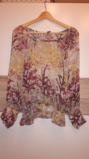 Herbstbluse von H&M in Größe 34