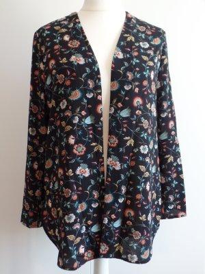 herbstliche Bluse, Kimono von s. Oliver, Gr. 40